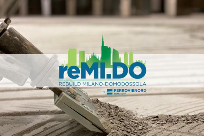 Proseguono i lavori di ristrutturazione nella Zona Atrio della stazione di Milano-Domodossola di FERROVIENORD: rimossi controsoffitti e pavimenti